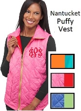 Nantucket Puffy Vest