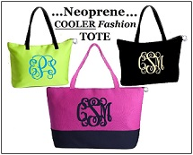 Neoprene COOLER Fashion Tote