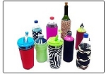 Tall Bottle Koozies