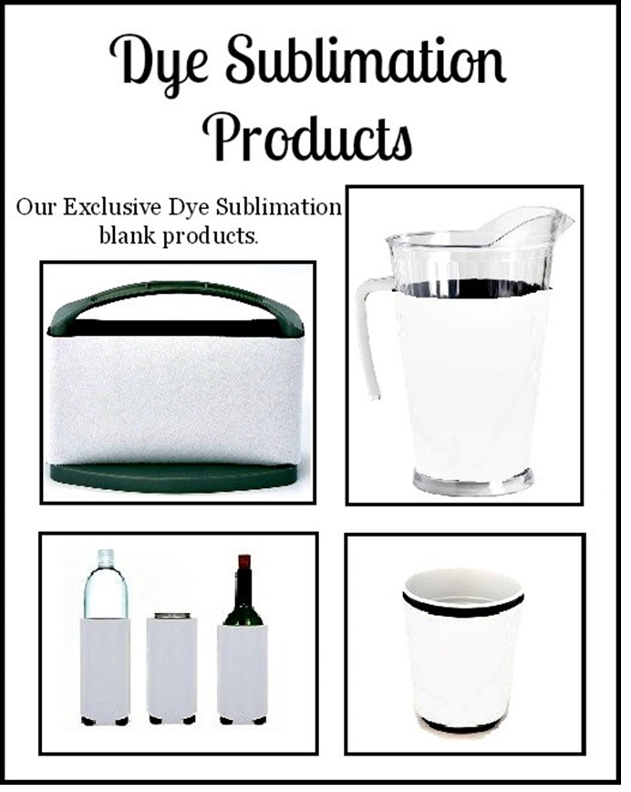 Wholesale Dye Sublimation Blanks