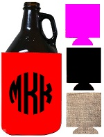 Beer Growler Koozie
