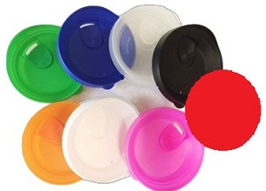 Sand Spike Asst (set 18) 2 ea. of 9 colors LIDS