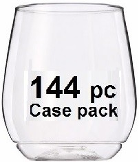 Toddies to Go Tumbler Stemless Wine 18 oz  (144 pc/Case pack)