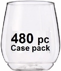 Toddies to Go Tumbler Stemless Wine 18 oz  (48 pc/Case pack)