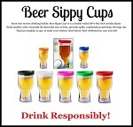 Beer Sippy CASE Price (24 pc/cs) 5% OFF