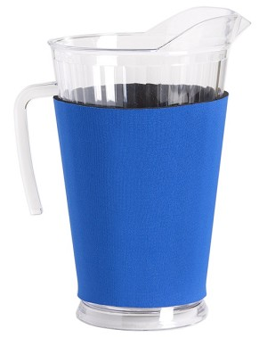 Acrylic Pitcher with SLEEVE Royal (Limited Supply)