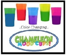 MOOD Cups Chameleon 10 Asst (5 Color/2 ea)