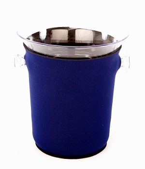 Ice Bucket Cover Navy