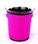 Ice Bucket Cover Pink