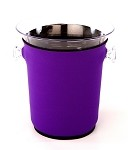 Ice Bucket Cover Purple