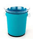 Ice Bucket Cover Turquoise