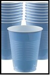Party Cups Lt. Blue (Set of 10)