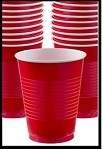 Party Cups Red (Set of 10)
