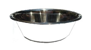 Pet Bowl White Sm