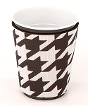 Solo Cup Koozie Houndstooth