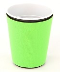 Solo Cup Koozie Lime