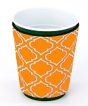 Solo Cup Koozie Moroccan Orange