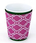 Solo Cup Koozie Moroccan Pink