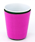 Solo Cup Koozie Pink