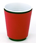 Solo Cup Koozie Red