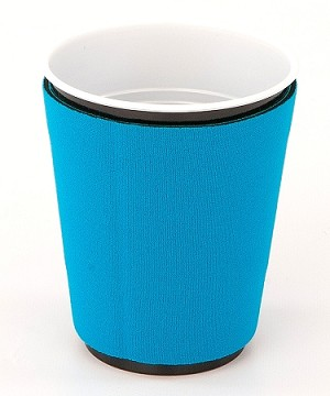 Solo Cup Koozie Turquoise