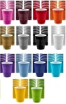 Party Cups Assorted(Set of 10)