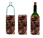 Tall-Can-WINE Bottle Koozies Camo Ma