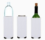 Tall-Can-WINE Bottle Koozies White