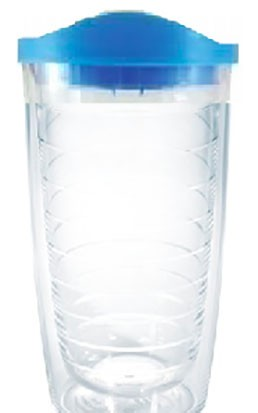 Tall Tumbler BLUE 16oz