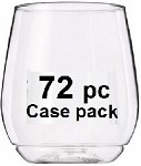 Toddies to Go Tumbler Stemless Wine 18 oz  (72 pc/Case pack)